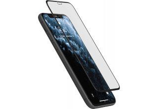 GL57BL03D-I19 Стекло защитное для iPhone  11 Pro/Xs/X, 3D Full Screen Premium Glass, с черной рамкой uBear GL57BL03D-I19 GL57BL03D-I19