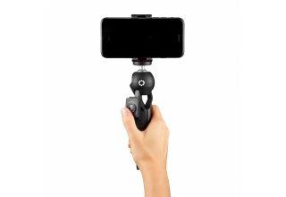 HandyPod Mobile Plus миништатив с держаетелем GripTight и Bluetooth пультом для смартфона , черный