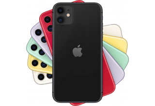 Apple iPhone 11 64GB черный