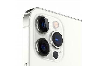 Apple iPhone 12 Pro Max, 128 ГБ, серебристый Apple MGD83RM/A MGD83RM/A