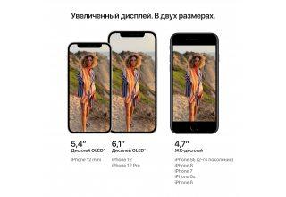 Apple iPhone 12 256GB фиолетовый Apple MJNQ3RM/A MJNQ3RM/A