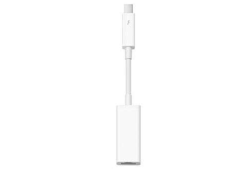 Адаптер Apple Thunderbolt на Gigabit Ethernet