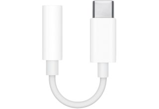 Адаптер USB‑C для наушников с разъёмом 3,5 мм