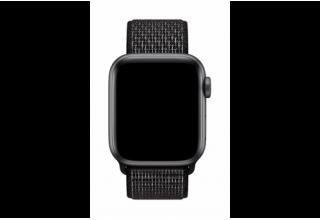 Ремень для часов Apple 44mm Black Nike Sport Loop
