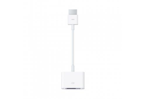Адаптер Apple HDMI на DVI
