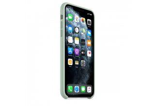 Чехол Apple iPhone 11 Pro Silicone Case - Beryl