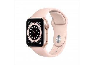 Ремешок Apple Watch 40мм, спортивный, «розовый песок»
