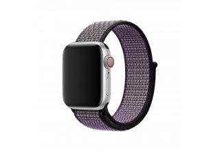 Ремень для часов Apple 40mm Desert Sand/Volt Nike Sport Loop