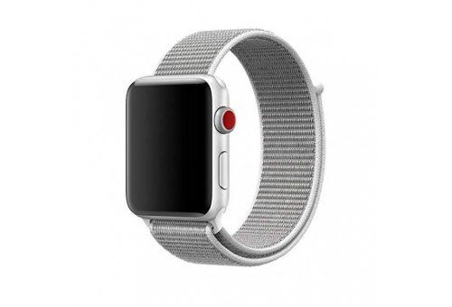 Ремень для часов Apple 44mm Summit White Nike Sport Loop