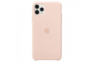 Чехол Apple iPhone 11 Pro Silicone Case - Pink Sand