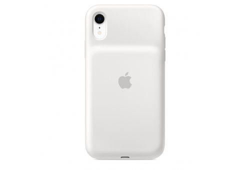 Чехол Apple iPhone XR Smart Battery Case - White