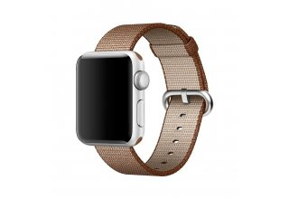 Ремень для часов Apple 38mm Toasted Coffee/Caramel Woven Nylon