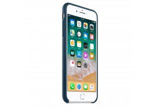 Чехол Apple iPhone 8 Plus / 7 Plus Silicone Case - Blue Cobalt