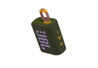 JBL GO 3, зелёная