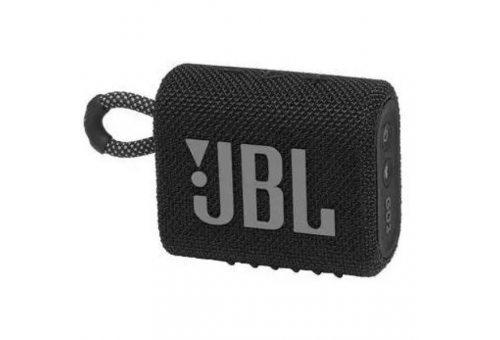 JBL GO 3 BLK