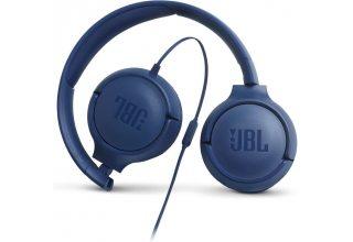 JBL TUNE 500, синие