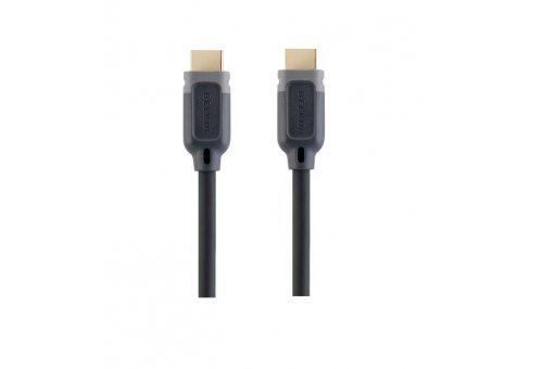 Кабель HDMI BELKIN (AM/AM) High Speed Belkin ProHD 1000 1 м, чёрный