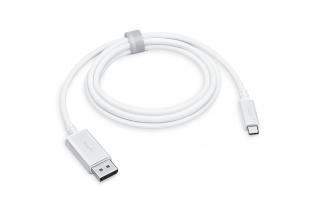 Кабель Moshi USB-C to DisplayPort. Цвет белый. Длина 1,5 м.