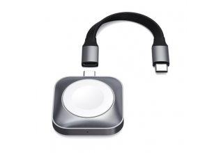 Кабель Satechi USB-C Mini Extension Cable. Разъем Type-C Male to Type-C Female. Длина 12 см.