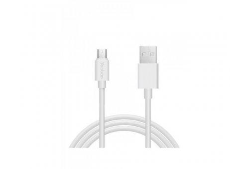 Кабель YOOBAO с разъемом Micro USB YB-402, белый