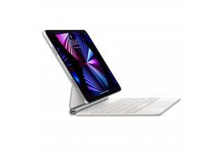 Клавиатура Magic Keyboard для iPad Pro 11 дюймов (3rd gen) и iPad Air (4th gen), белая Apple MJQJ3RS/A MJQJ3RS/A