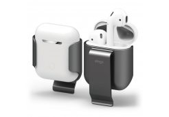 Клип Elago для AirPods Carrying clip Grey
