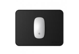 Коврик Satechi Eco Leather Mouse Pad для компьютерной мыши, эко-кожа, чёрный