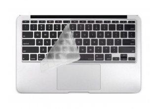 Накладка на клавиатуру i-Blason для macbook 12, силикон, прозрачный