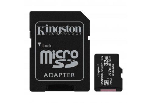 Накопитель MicroSD Kingston 32 ГБ (SDCS2/32GB)