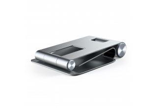 Настольная подствака Satechi R1 Aluminum Multi-Angle Tablet Stand. Цвет серый космос. Satechi ST-R1M ST-R1M
