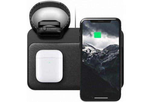 Nomad Base Station Charger Apple Watch Mount Edition. Цвет: черный.