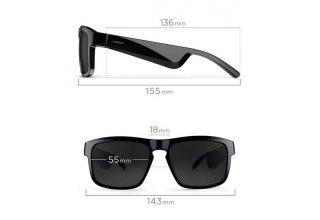 Очки Bose Frames, TENOR чёрные BOSE 851340-0100 851340-0100