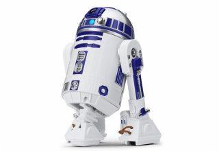 Беспроводной робот Sphero R2-D2