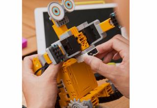 Робот-конструктор UBTech Jimu TankBot