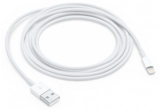 Кабель Apple Lightning на USB 2 м