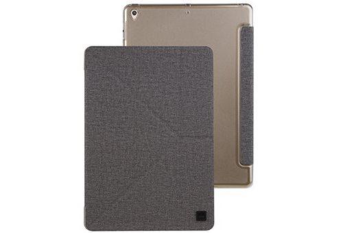 Чехол Uniq Yorker Kanvas для iPad 10.5 серый