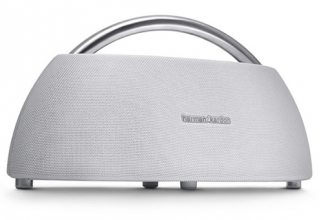 Акустика Harman Kardon Go + Play Mini белая