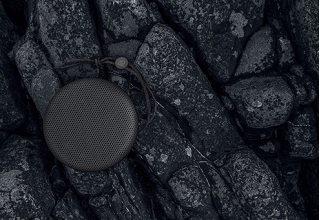 Акустика Bang & Olufsen BeoPlay A1 черная