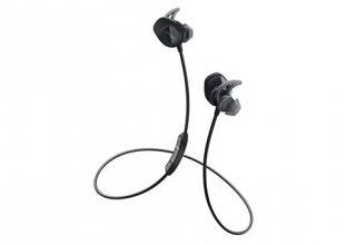 Беспроводные наушники Bose SoundSport Wireless, черные