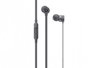 Наушники-вкладыши Beats urBeats3 с разъёмом 3,5 мм, серые