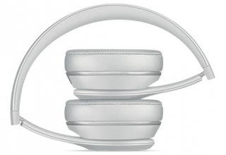 Беспроводные наушники Beats Solo3, «матовое серебро»