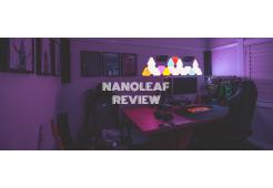Дополнительный модуль Nanoleaf Rhythm для светильника