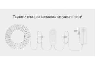 Расширение для светодиодной ленты Xiaomi Yeelight Lightstrip Plus Extension GPX4015RT