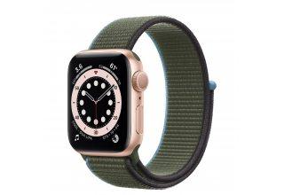 Ремень для часов Apple 40mm Inverness Green Sport Loop