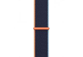 Ремешок для часов Apple Watch 40mm Deep Navy Sport Loop