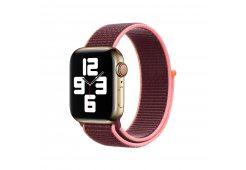 Ремешок для часов Apple Watch 44mm Plum Sport Loop