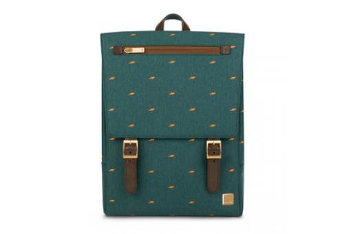 """Рюкзак Moshi Helios Mini для ноутбуков до 13"""" дюймов. Цвет изумрудно-зеленый."""