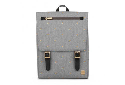 """Рюкзак Moshi Helios Mini для ноутбуков до 13"""" дюймов. Цвет серый."""