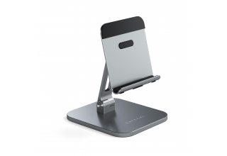 Satechi Aluminum Desktop Stand for iPad Pro - Space Gray