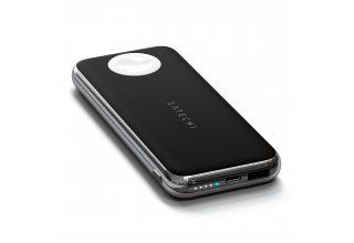 Satechi Quatro Wireless Power Bank - Space Gray